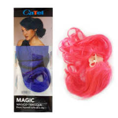Colorful Magic Ponytail hairpin Wig 3 color for choice