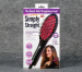 Electric ceramic straightening brush