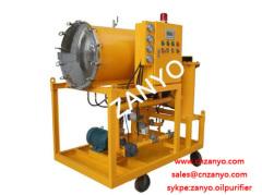 Light oil purifier/ coalescence-separation oil purifier