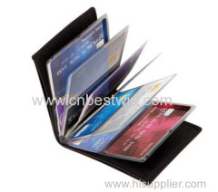 Wonder Wallet - Incredibile Slim RFID Portafogli come visto in TV