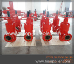 Manual Gate Valve API6A FMC / Cameron Type