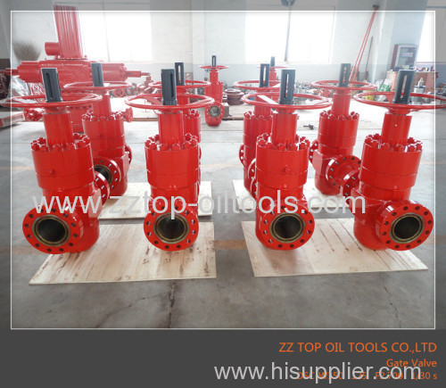 Cameron/FMC Manual Gate Valve