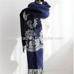 Jacquard Scarf Product Product Product