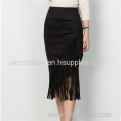 Youthful And Fashion Skirt Without Hollow Out