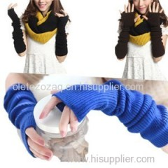 Knitted Arm Warmer Product Product Product