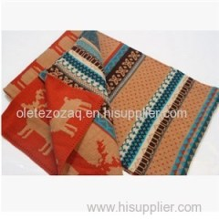 Jacquard Weave Scarf Product Product Product