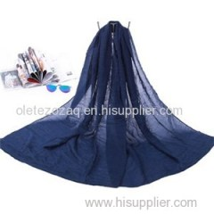 Viscose Solid Scarf Product Product Product