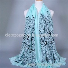 TR Printed Scarf Product Product Product