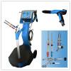 electrostatic powder coating unit
