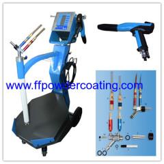 poedercoating machine te koop
