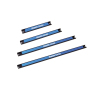 "4pcs 8"" 12"" 18"" 24"" Magnetic Tool Holder Bar Organizer Storage"