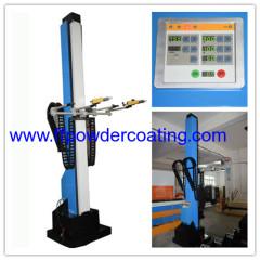 Metalen afwerking bewegingsautomaat systeem