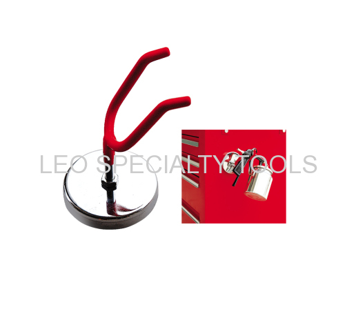 Magnetic Paint Spray Gun Holder Stand for Feed Cup Spray Booth Body Shop Wall
