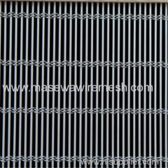 Metall Mesh für Vorhangfassade