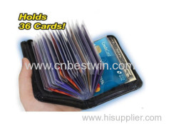Lock Wallet RFID Blocking Wallet