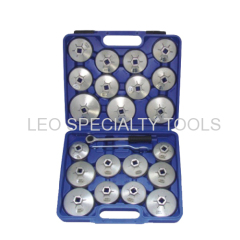 23pcs Oil Filter Wrench Set