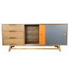 Colorful cabinet Living room sideboard Delling sideboard