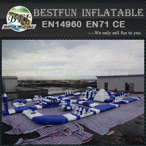 0.9mm PVC Inflatable Aqua Park