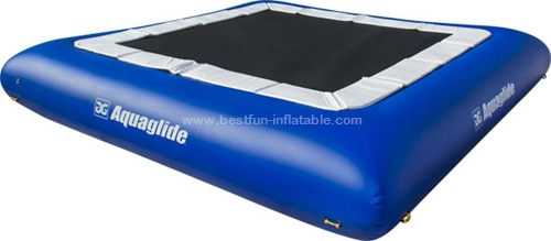 Inflatable Water Trampoline Bounce Platform