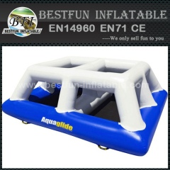 Inflatable sierra climber and soaker