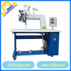 Hot air seams sealing machine