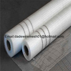 2016 China Anping fiberglass mosaic mesh for construction