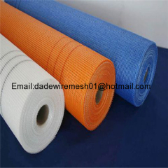 160g Factory Coated Fiberglass Mesh Net For Construction
