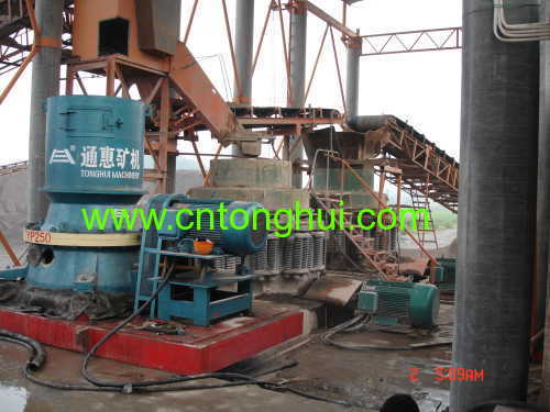 cone stone crusher/cone rock crusher/cone crushing machine