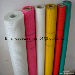 Construction using Plain weave 5*5mm mesh fiberglass mesh
