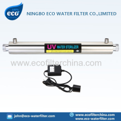 RO sterilizzatore acqua UV