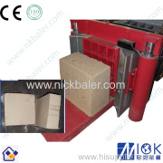 The Relationship of waste paper and waste paper baler machine