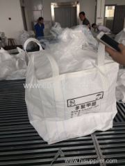 big bag for packing resin particle