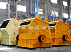 Impact Crusher/The Feature of Impact Crusher/ Fote Impact Crusher