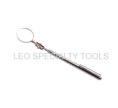 Retractable Inspektionsspiegel mit Pen Clip