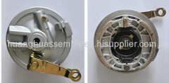 Drum brake supplier-asbestos free-for electric tricycle-ISO 9001:2008