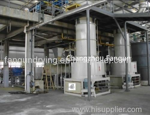 Changzhou Fanqun Flash Dryer