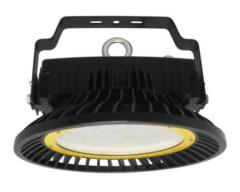 UFO 150W Led High Bay Light USA Cree LED IP65 Φ366*268mm