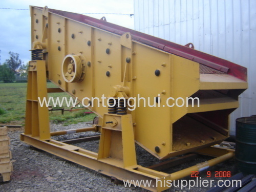 circular vibrating screen/sizing machine/stone screen vibration