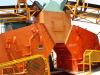 high capacity horizontal shaft impact crusher