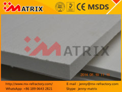 CE&ISO Heat resistant ceramic fiber insulation wall panels