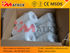 insulation ceramic fiber yarn CE certificate