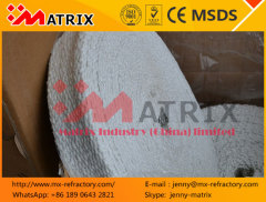 Glass Fiber Reinforced Ceramic Fiber Insulation Tape