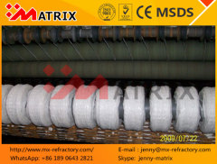 Stainless Steel Reinforced Ceramic Fiber Textile Tapes