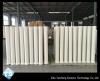 Aluminum titanate riser tube / stalk tube for low pressure die casting