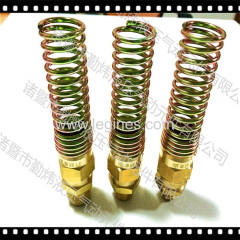 QW DOT AIR BRAKE HOSE ENDS MALE ADAPTER