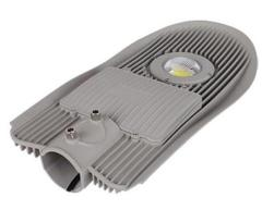 COB 50W LED Street Light Aluminium Housing IP65 490*250*75mm