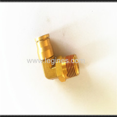 LEGINES QW MALE SWIVEL ELBOW