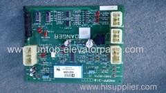 Sigma elevator parts PCB DPP-310