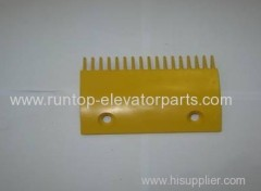 Sigma Escalator parts comb plate DSA2000169M