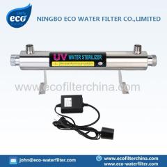 RO system UV sterilizer